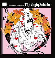 AIR - VIRGIN SUICIDES  VINYL LP NEU