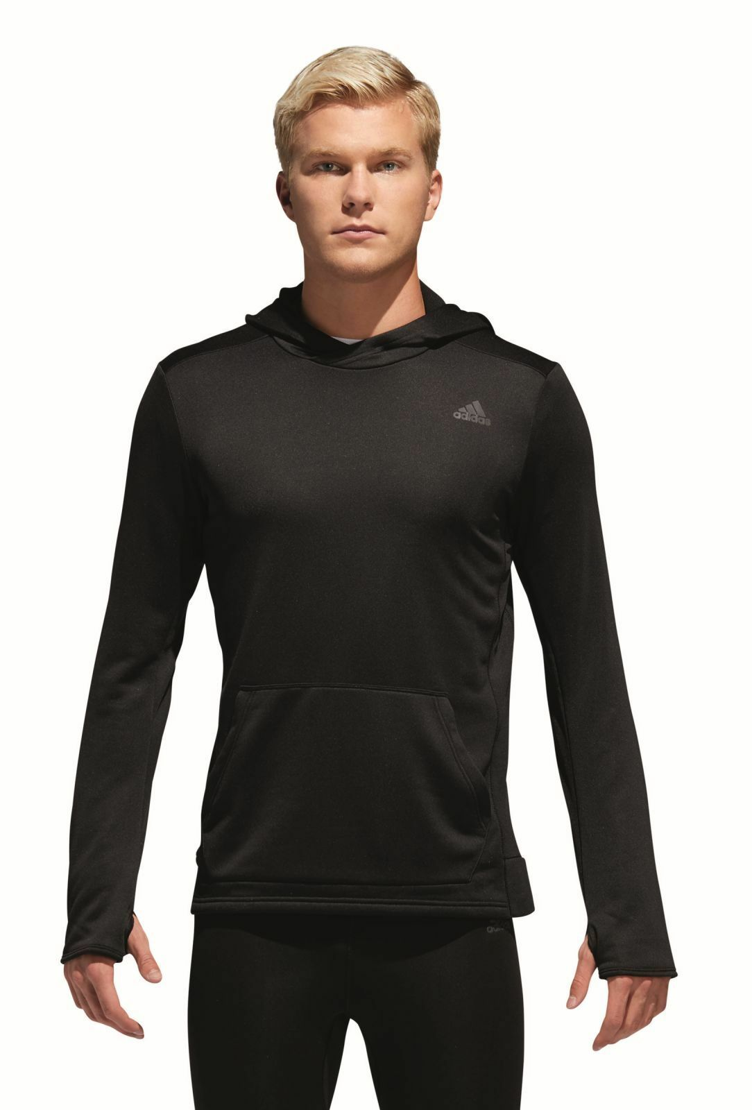 Adidas Performance Hombre  Correr Jersey Capucha Propia The Correr Hoodie M black  to provide you with a pleasant online shopping