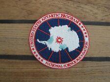 United States Antarctic Program  - Antarctica Embroidered Patch