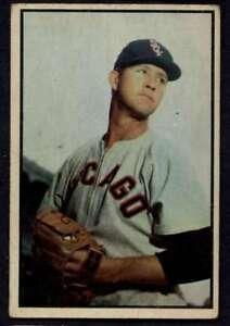 1953-Bowman-Color-88-Joe-Dobson-VGEX-White-Sox-A1363