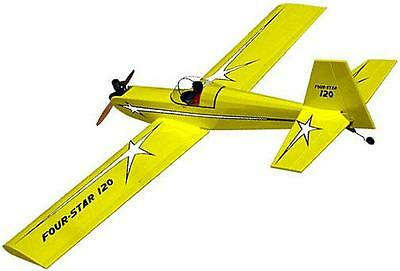 Giant 4-Star 120 Aerobatic Sport Plane Plans,Templates and Instructions 81ws