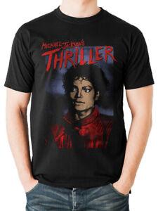Michael-Jackson-Thriller-Official-Merchandise-T-Shirt-M-L-XL-NEU