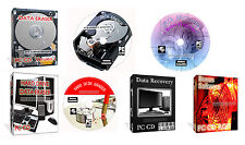 Erase Wipe Format Delete Data From Hard Drive PC Disk Cleaner Shredder Wiper CD