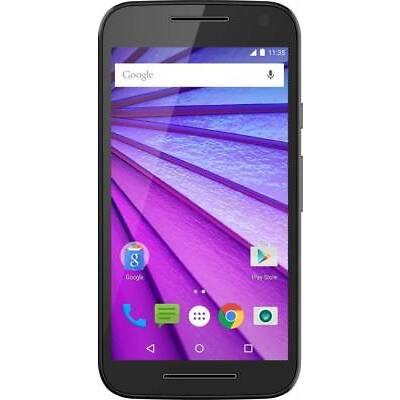 Motorola Moto G 3rd Gen 16GB 2GB Black