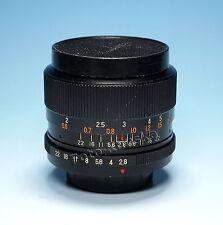 REVUENON-SPECIAL 35mm/2.8 für M42 Objektiv lens objectif - (81235)