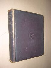 A TREATISE ON COUNTERPOINT, CANON & FUGUE. GORE OUSELEY. 1869 1st EDITION. MUSIC