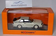 Minichamps 1/43: 940012121 Audi Sport Quattro (1984), weiß - MAXICHAMPS