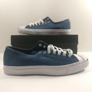 fb2b4924a52325 Mens Converse Jack Purcell Jack Ox Suede Navy Navy Size 10.5 149940C ...