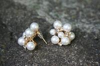 Earrings With Pearls, Bridal Earrings, Ladies Accessories - Please Choose