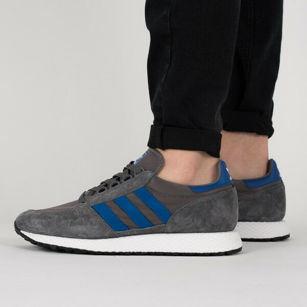 MEN'S SHOES SNEAKERS ADIDAS ORIGINALS FOREST GROVE [B41548]