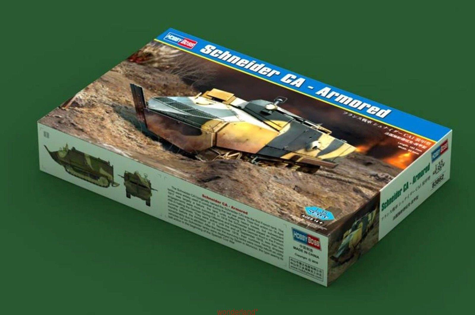 Hobbyboss 83862 1 35 Schneider CA - Armored