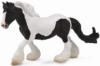 Cooperative Tinker Mare Black And White 6 11/16in Pferdewelt Collecta 88779 Novelty 2017 Grade Products According To Quality Action Figures