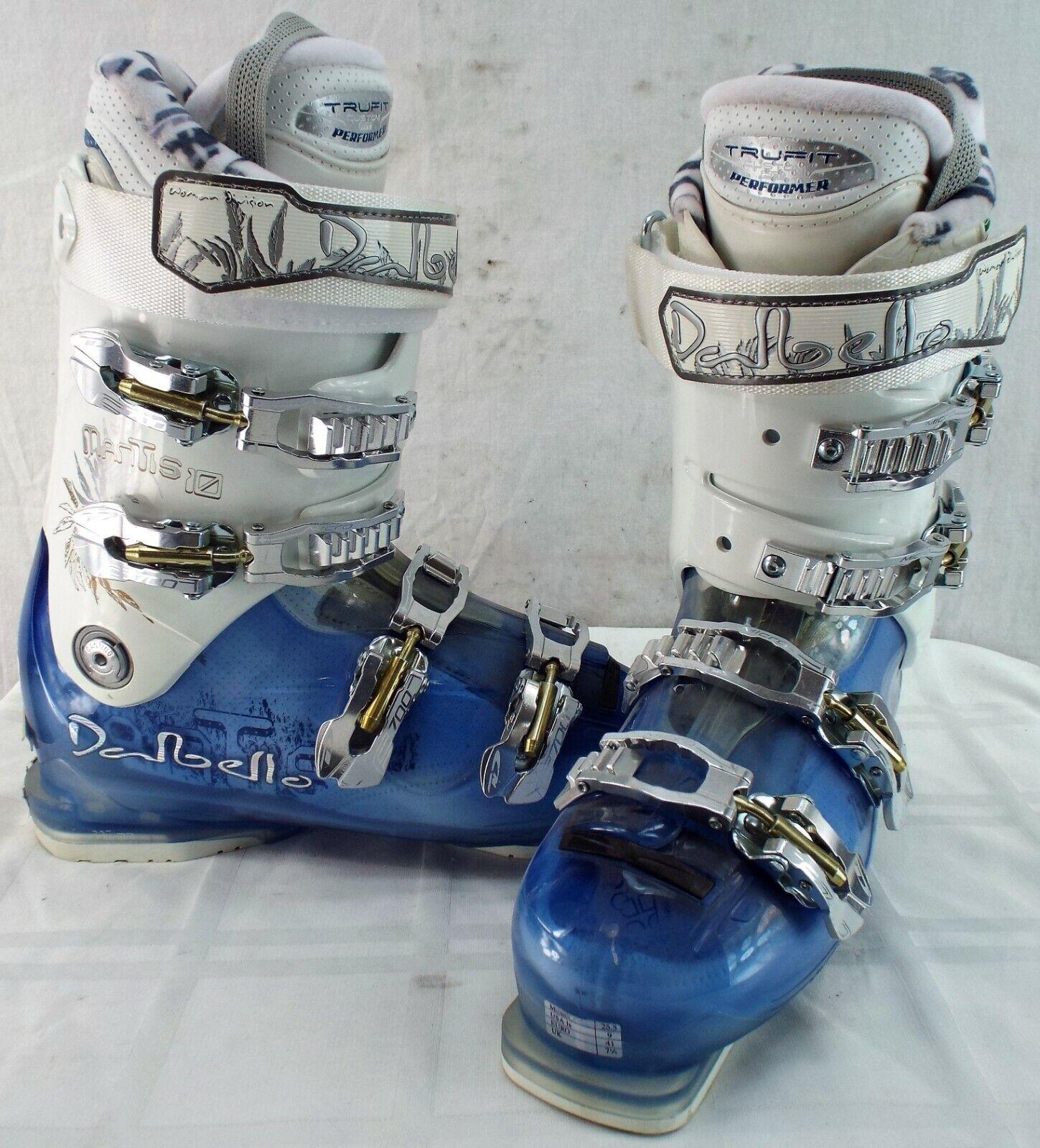 Dalbello Mantis 10 New Woherren Ski Stiefel Größe 26.5