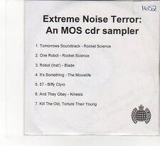 (FB158) Extreme Noise Terror, 7 tracks various artists - DJ CD