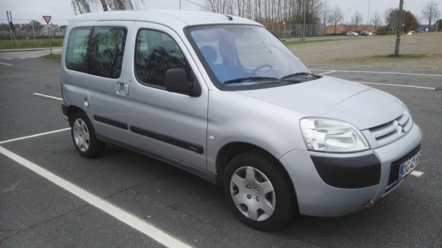 Citroën Berlingo, 1,6i 16V Multispace, Benzin, 2004, km…