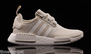 b40240e538d0 Adidas NMD R1 Talc Off White S76007 Sizes 4 to 10 Availables Chalk ...