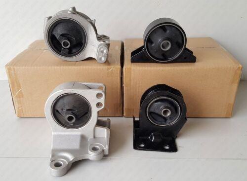4PCS Engine Motor Mount Replacement SET For 2000-2005 Mitsubishi Eclipse 2.4L