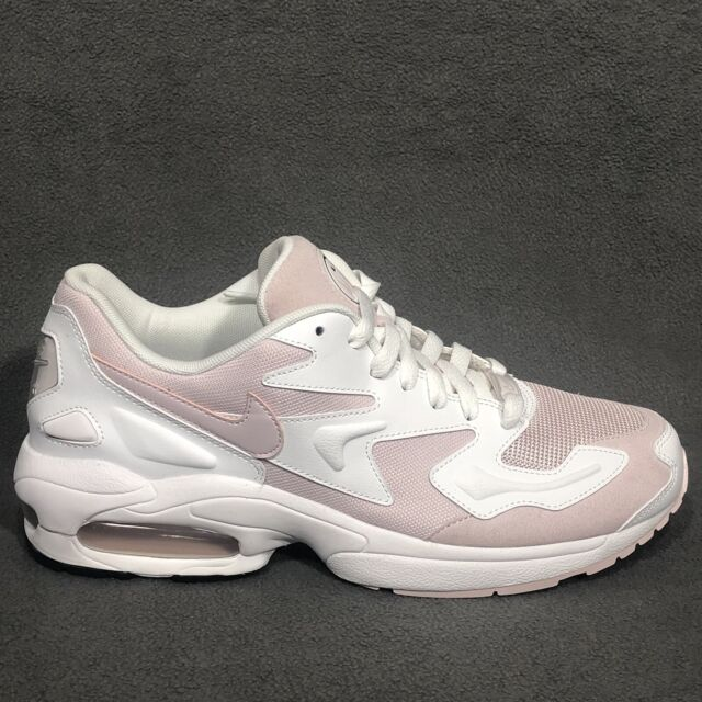 Size 11 - Nike Air Max 2 Light White Barely Rose 2020 for sale ...