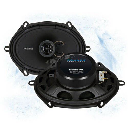 2002-2012 Crunch front//Heck oval COCHE SET ALTAVOCES para ford fusion