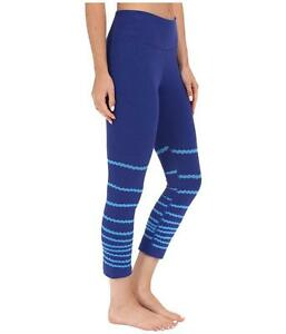 f1f67229ed078a Womens Nike Legend Dri-Fit Training Capris 725095 Size L Royal Blue ...