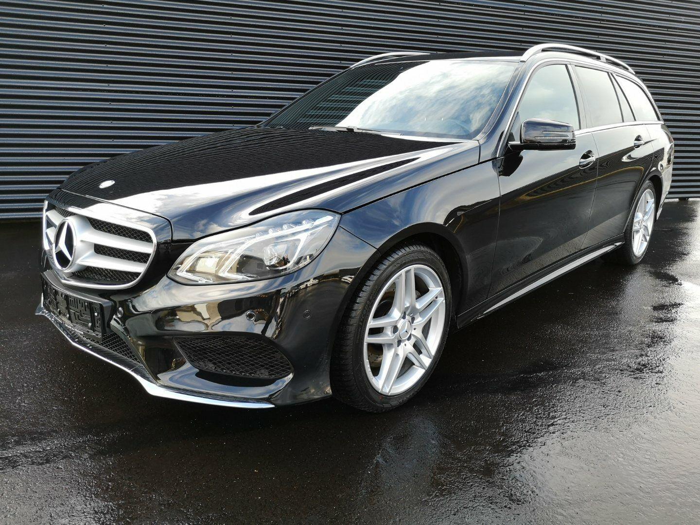 Mercedes E350 3,0 BlueTEC stc. aut. 5d
