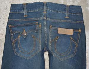Jeans Sydney Basse 100 Donna True Da 28 Religion Sdrucito Cotton Taglie Svasati EFn5Bfqw