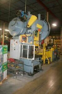 Presse poinçonneuse Blow (fabriqué au Canada) 150 tonnes Canada Preview
