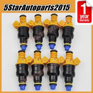 8X Fuel Injectors OEM 0280150718 For Ford F150 F250 F350 5.0 5.8 4.6 5.4L EV1 CA