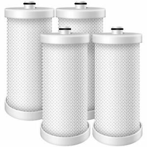 Details about 4 Pack Refrigerator Water Filter Replacement for Frigidaire  Refresh R-9910
