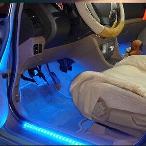 2xstk kfz auto lkw 24cm t rlicht innenraum led beleuchtung. Black Bedroom Furniture Sets. Home Design Ideas