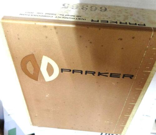 500uA sul bordo piatto panal Metro // PARKER 66365 centro ZERO