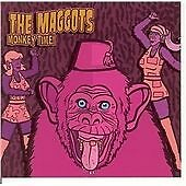 The Maggots - Monkey Time (CD) NEW.  (Garage Rock)