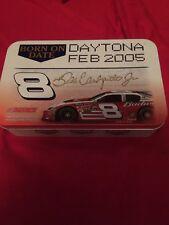 Dale Earnhardt Jr 1/64 Born On Date 3 Car Daytona Tin Set  1/64 Diecast
