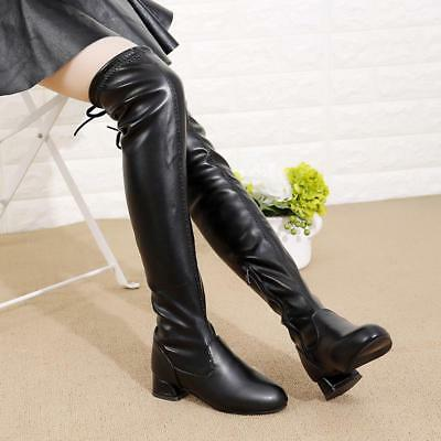 Long Boots Winter Kids Warm Shoes Girl Snow Thick Leather Girls Children  Booties