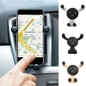 Prise-voiture-Support-telephone-portable-gravite-GPS-Angle-reglable-universel
