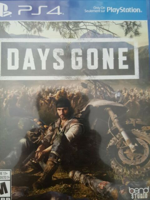 Days Gone (Playstation 4, 2019)