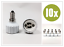 10-x-Adapter-E14-GU10-Lampenfassung-Konverter-Sockel-Lampensockel-Fassung Indexbild 2