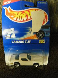 Hot Wheels Camaro Z-28