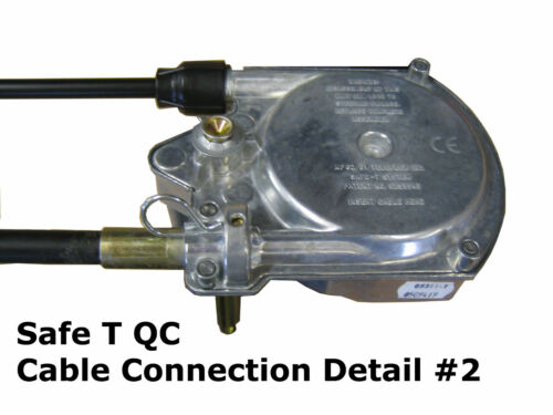 22ft NEW 250HP Complete Boat Steering System Teleflex SeaStar