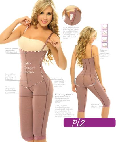 Siluet® Postpartum  High Compression Long Leg Full Body Shaper
