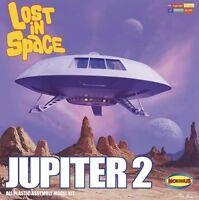 Moebius 913 Lost In Space Jupiter 2 Plastic Model Kit on sale