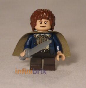 Lego-Pippin-Minifigure-from-Set-9473-Lord-of-the-Rings-NEW-lor012