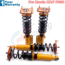 Coilovers Suspension Struts for Mazda Savanna RX7 1.3L R2 GAS Turbocharged Coupe