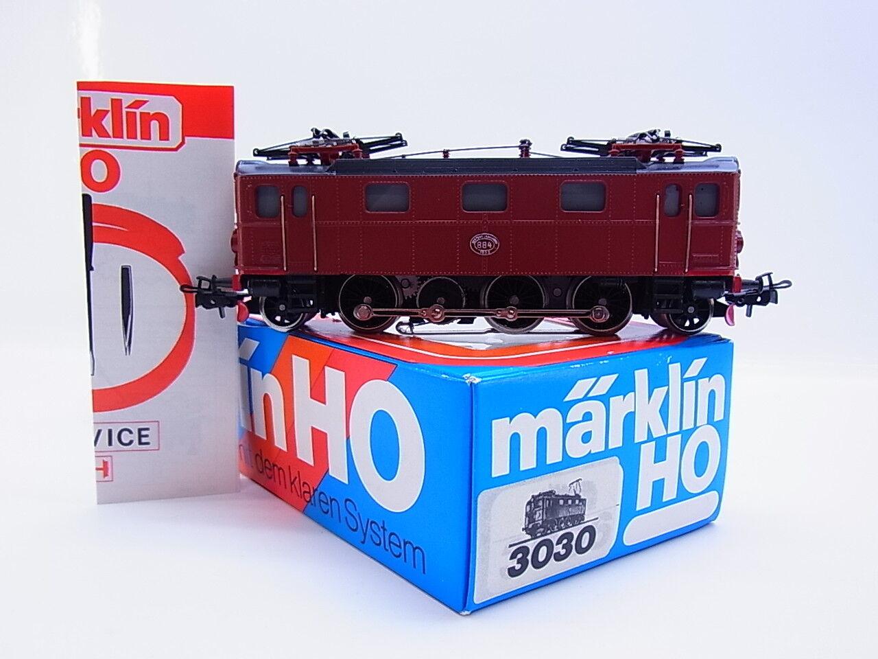 Lot 49211 | bellissima   h0 3030 E-Lok poiché il SJ pronto di guida in scatola originale