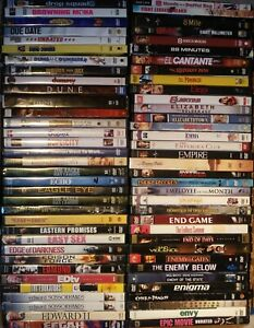Dvd Collection 4 You Pick Combined Ship Rare Oop Ebay