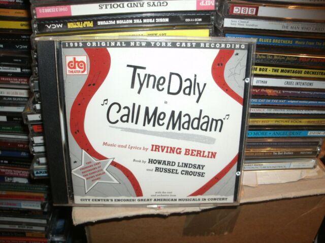 Tyne Daly - Call Me Madam [1995 New York Concert Cast]