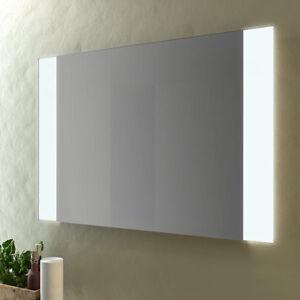 Specchio bagno specchiera design 100x70 cm retroilluminato led | eBay