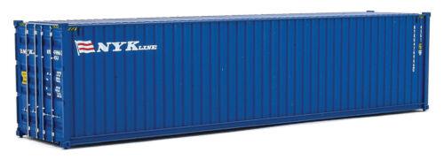 Contenedor h0 40 pie nyk lines 8265 nuevo
