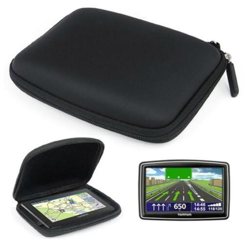 Tomtom GPS Bolsa Iniciar Ir 5200 Garmin Nuvi 12.7cm Duro Cartera GPS Del Coche