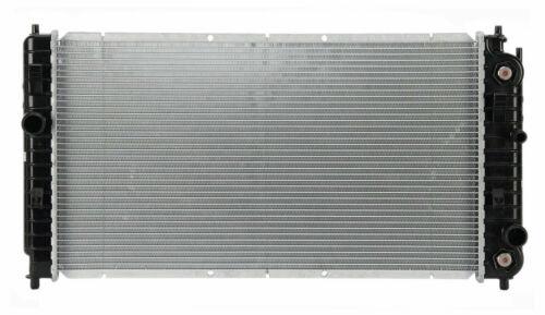 V6 3.4L RADIATOR GM3010196 FOR 01 02 03 MALIBU GRAND AM CUTLASS ALERO L4 2.4L